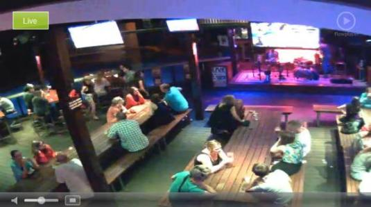 Live Streaming Backpackers Hostel Bar Cam, Cairns, Australia