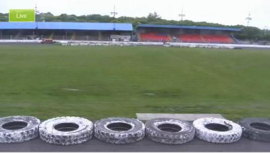 Live Cowdenbeath Football Stadium Stock Car Racing Streaming Webcam, Scotland