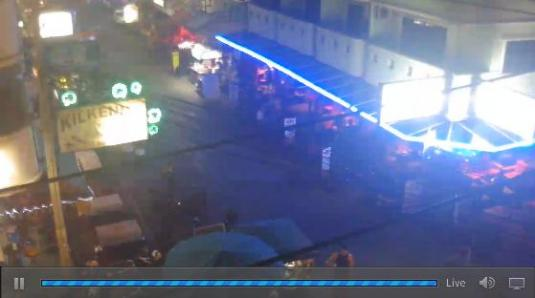 Live Streaming Pattaya Bar Cam, Thailand