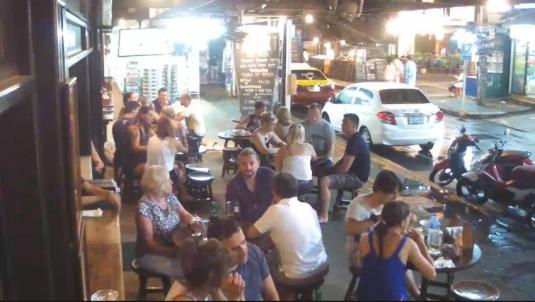 Tropical Murphys Live Streaming Bar Cam, Koh Samui, Thailand