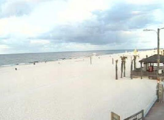 Pink Pony Pub Live Streaming Beach Bar Weather Cam, Gulf Shores, Alabama