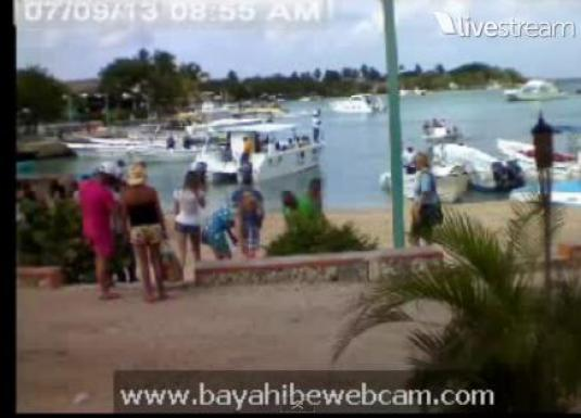 Live Streaming Bayahibe Beach Weather Cam, Dominican Republic