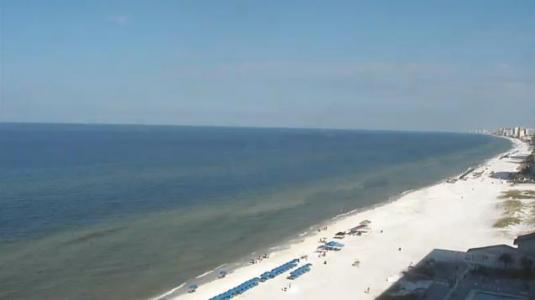 Panama City Live Streaming Beach Weather Cam, Florida, USA