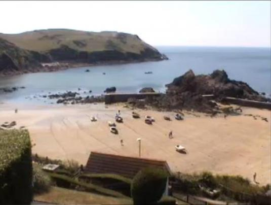 Hope Cove Live Streaming Beach Weather Cam Views, Devon