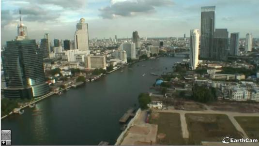 Bangkok City Centre Live Streaming Skyline Weather Cam, Thailand