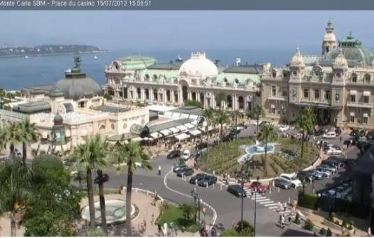 live streaming monte carlo city centre monaco weather webcam. Black Bedroom Furniture Sets. Home Design Ideas