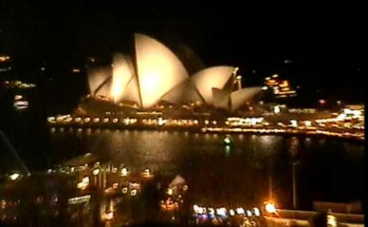 Sydney Harbour Live Streaming Opera House Cam, Australia