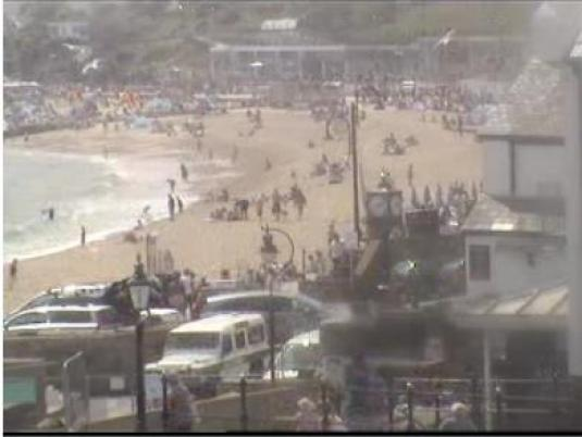 Lyme Regis Live Streaming Dorset Beach Weather Cam, Dorset, England