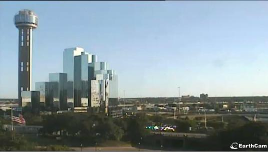 Dallas City Centre Live Streaming City Centre Weather Cam, Texas