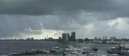 Biscayne Bay, Florida Live Streaming Beach Weather Cam