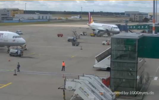 Cologne Bon Live Streaming Airport Weather Cam, Germany