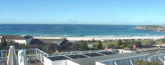 Bondi Beach Live Streaming Weather Cam, Sydney, NSW, Australia
