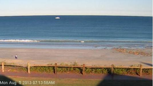 Cable Beach Live Streaming Surfing Weather Cam, Broome, Western Australia