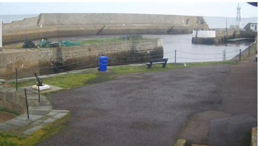 Lossiemouth Marina Live Harbour Weather Cam, Scotland