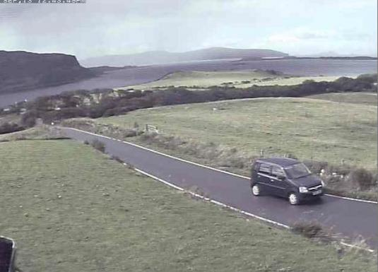 Isle of Skye Live Coastline Weather Cam, Scotland