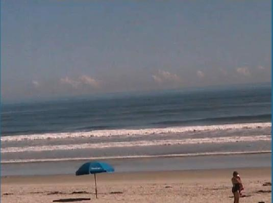 Cocoa Beach Live Streaming Beach Surfing Weather Cam, Florida