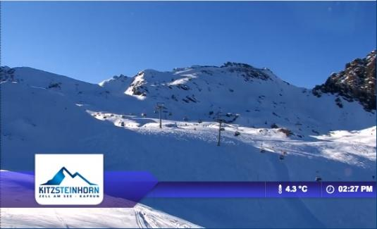 Alpincenter Ski Resort Skiing and Snowboarding Weather Cam, Austria