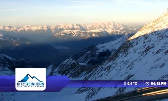 Gipfel Ski Resort Skiing and Snowboarding Weather Cam, Austria