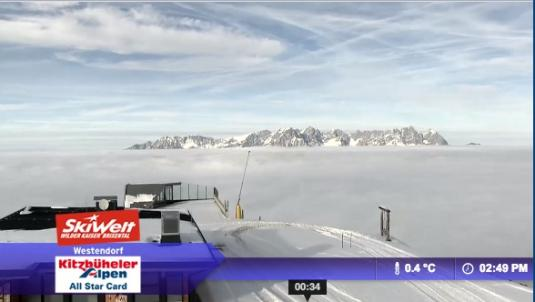 Choralpe Ski Resort Skiing and Snowboarding Weather Cam, Austria