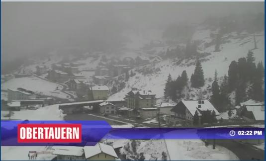 Obertauern Ski Resort Live Streaming Skiing and Snowboarding Weather Cam, Austria