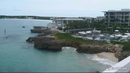 Anguilla Live Meads Bay Beach Weather Cam Anguilla Caribbean