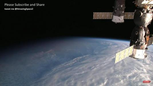 The International Space Station ISS Live NASA Planet Earth Webcam