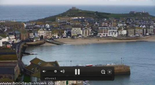 St Ives Live Weather Webcam St Ives Seaside Resort Cornwall