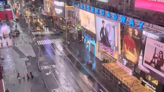 Live Times Square 24/7 Broadcast Webcam New York City