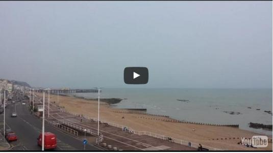 Live Hastings Pier Beach Weather Cam East Sussex England