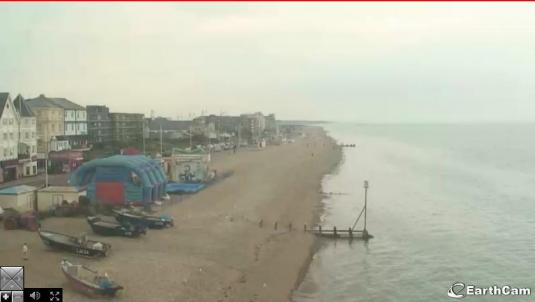 Bognor Regis Seaside Resort Holiday Weather Cam West Sussex England