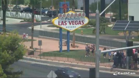 Welcome to Fabulous Las Vegas Sign Webcam Las Vegas Nevada