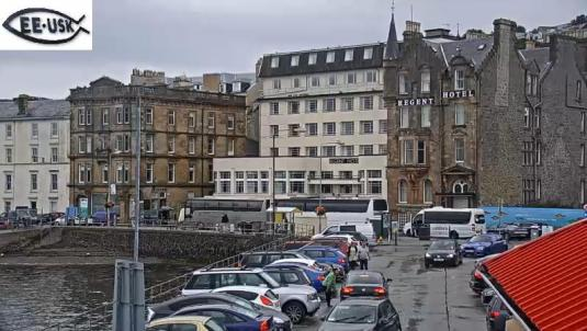 Oban Live Streaming Panorama Weather Web Cam Oban Scottish Highlands