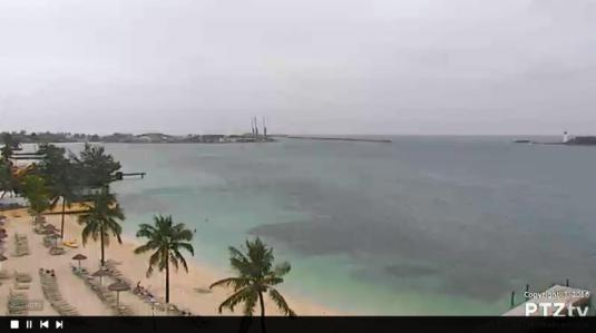 Bahamas Live Nassau Cruise Port Cruise Ships Weather Webcam Nassau City Bahamas