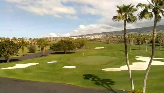 Costa Adeje Championship Golf Course Weather Web Cam Adeje Southwest Tenerife