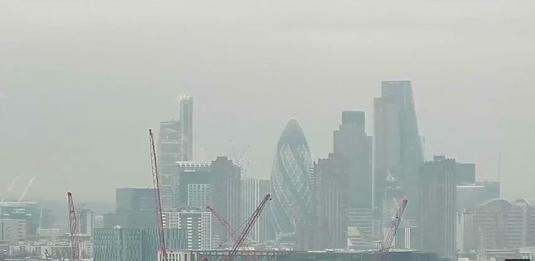 Live Central London Panorama Streaming HD Web Cam London