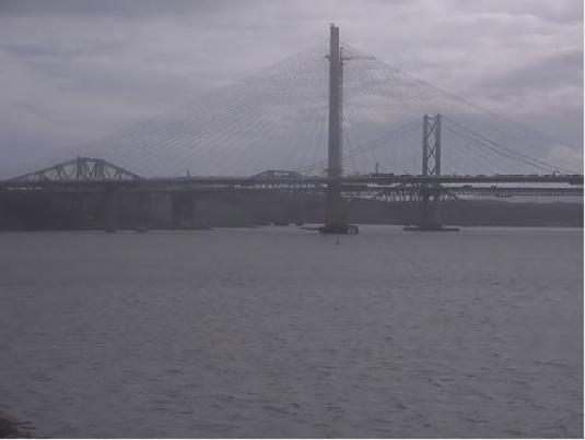 Forth Road Bridges Weather Web Cam Firth of Forth Rosyth Fife