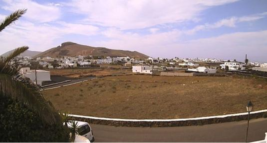 Tinajo Seaside Holiday Resort Weather Web Cam Lanzorote Canary Islands
