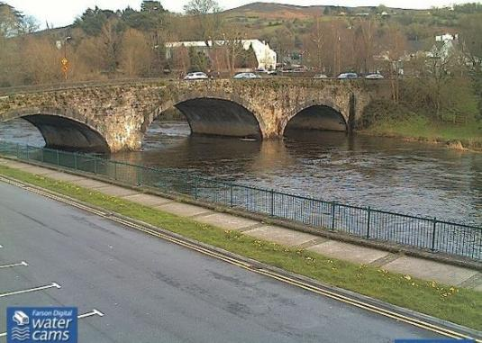 Clonmel Live River Suir Flood Alert Weather Web Cam Clonmel County Tipperary Ireland