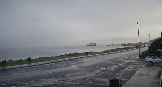 Isle of Arran Brodick Ferry Traffic Weather Web Cam Isle of Arran